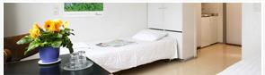 Academica Summer Hostel bedroom