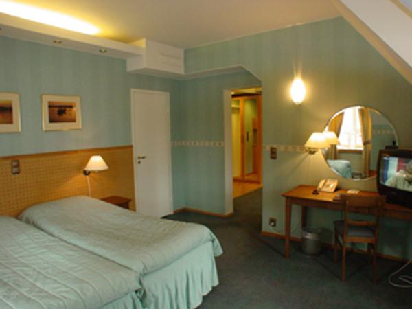 Hotel Anna room
