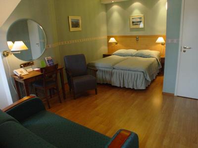 Hotel Anna bedroom