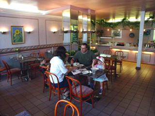 Hotel Anna cafe
