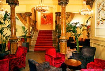 Hotel Kamp twin room
