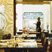Radisson Blu Plaza Hotel Restaurant