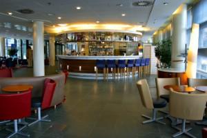 Scandic Hotel Simonkentta lobby