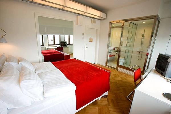 Sokos Hotel Torni bedroom